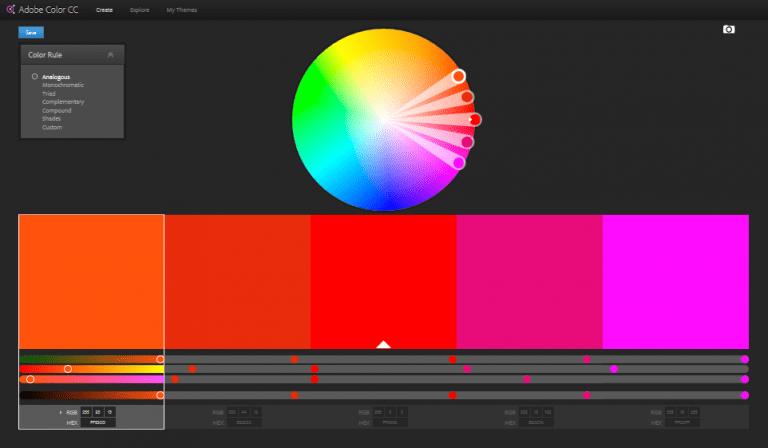 Adobe Color CC - Http5000