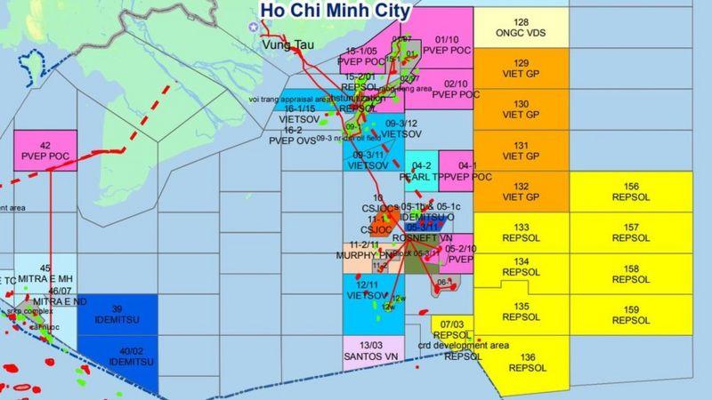 Việt Nam có thể phải bồi thường 1 tỷ đô vì sự lộng hành của TQ trên biển Đông - Ảnh 2