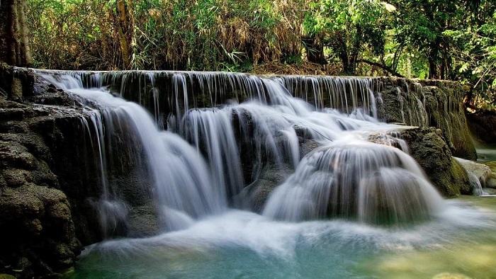 Go Lao waterfall
