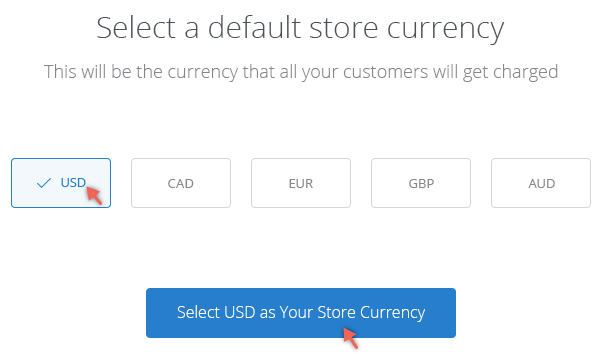 CommerceHQ currency support