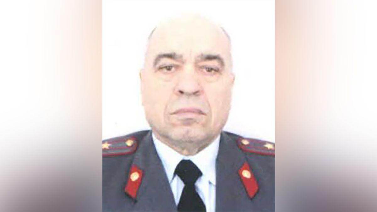 Viktor Sviridov, oficial del sistema penitenciario ruso se suicida