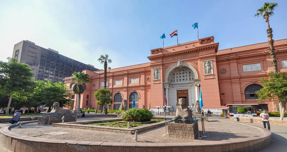 6. Museo Egipcio, El Cairo