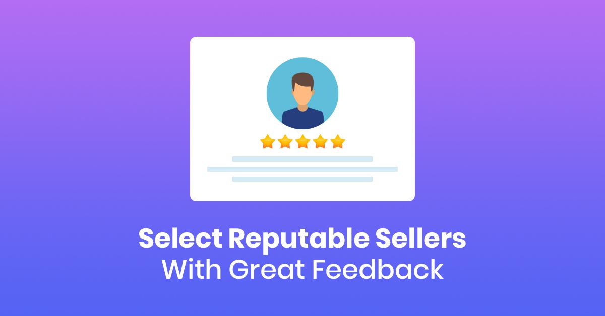 Reputable Sellers