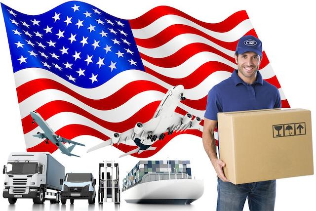 Tất tần tật thông tin về cước phí gửi hàng đi Mỹ