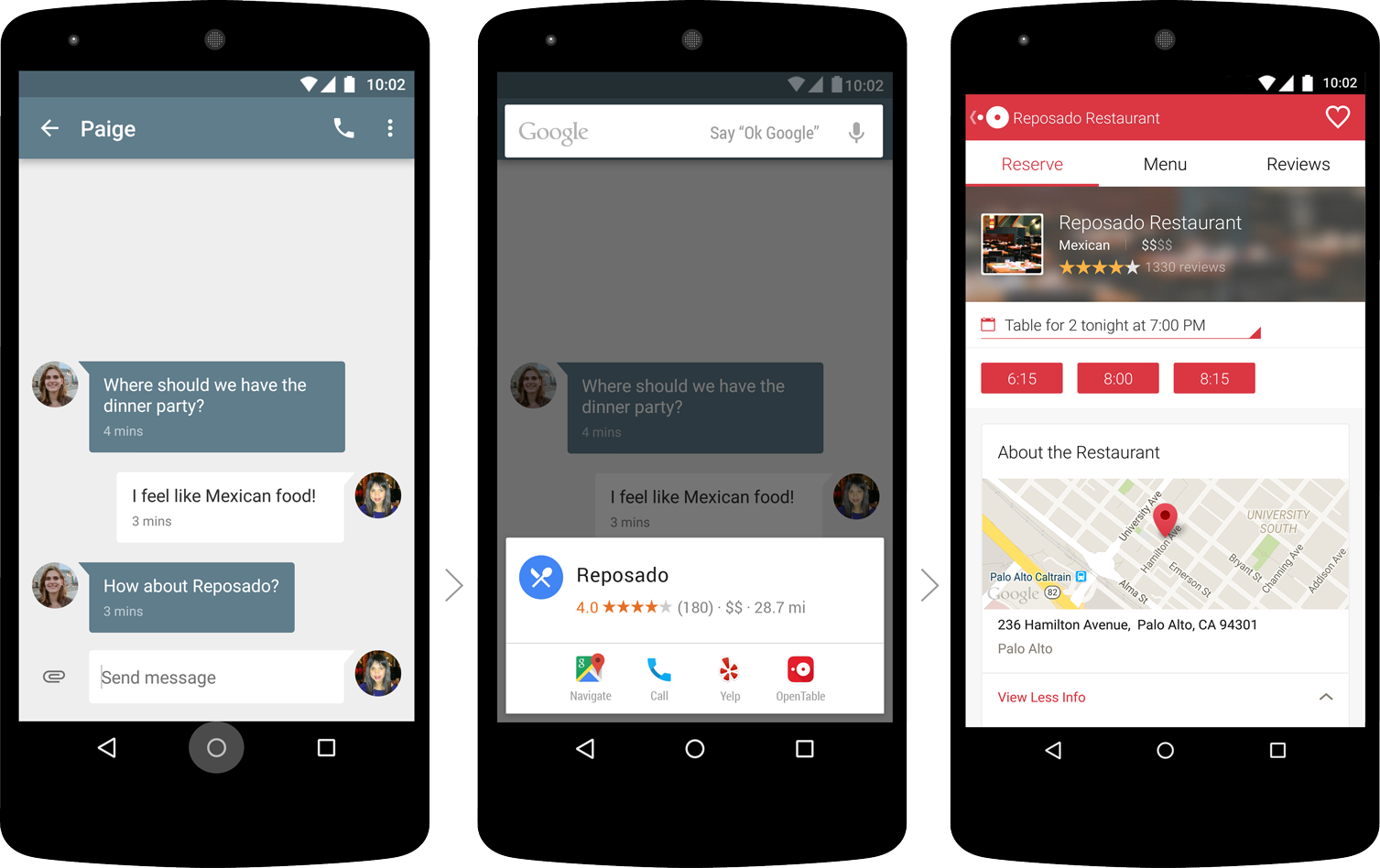 Image result for how to google now on tap