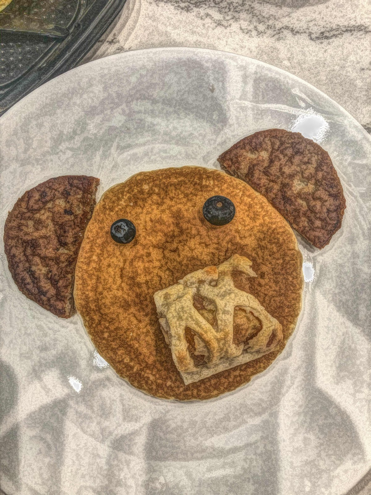 Pancake mouse free picture