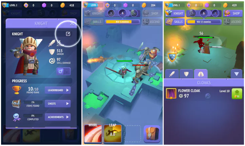 Top 7 Idle Game Mechanics — Mobile Free to Play