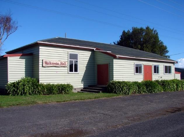 Image result for Waikaretu Community hall