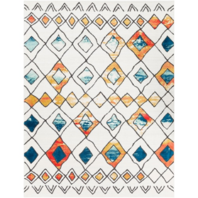 Moroccan Shag MCS-2302 Area Rug | Photo courtesy of Boutique Rugs