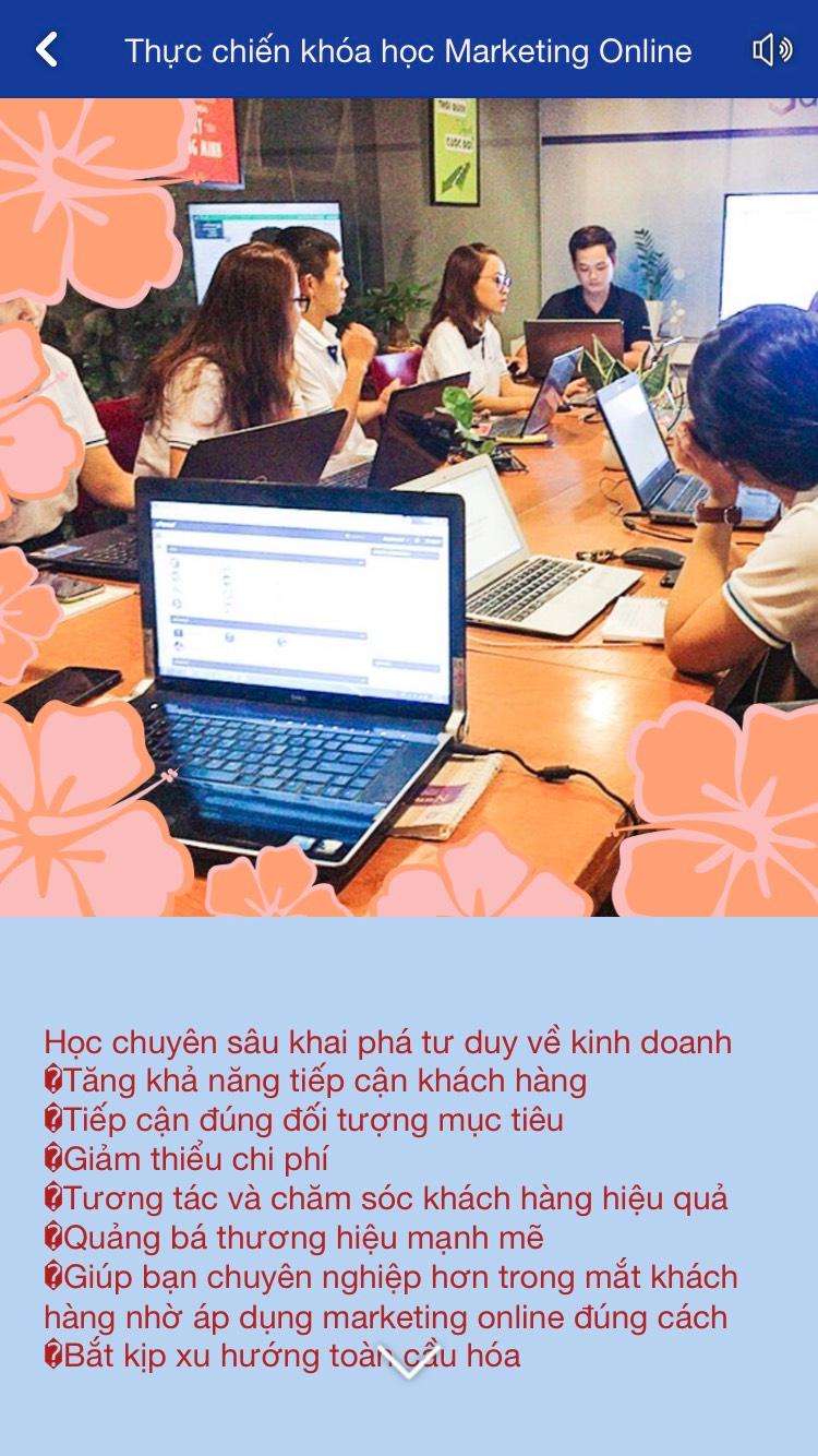 Thực chiến Marketing Online