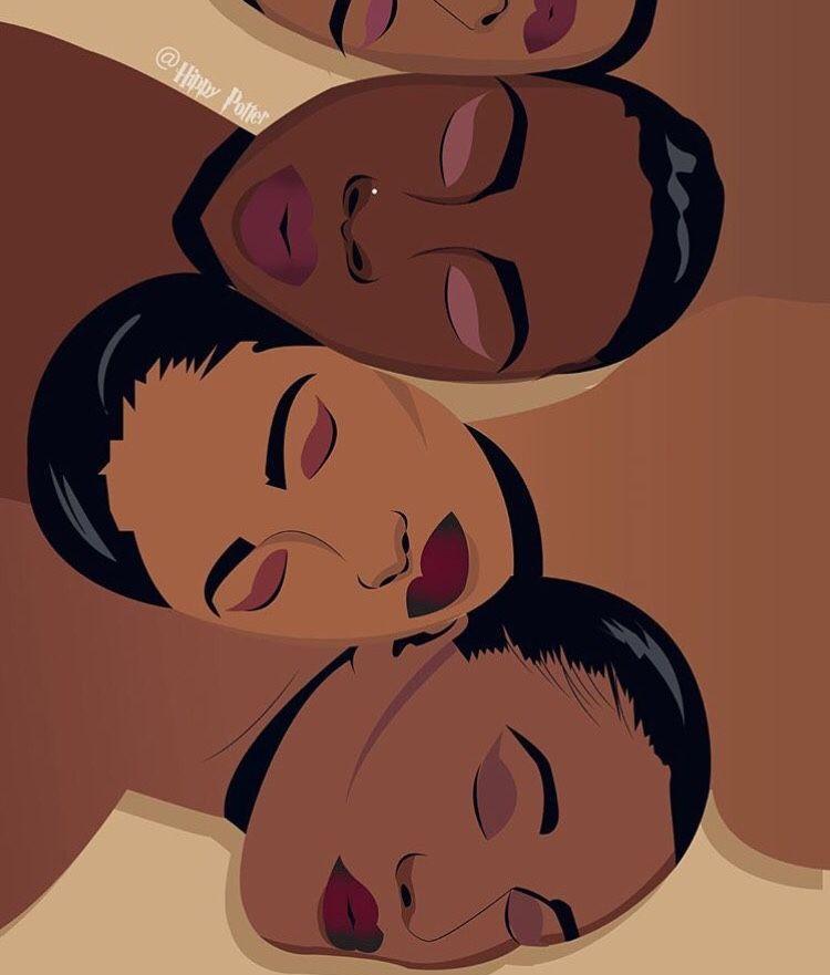 Melanin Pop : Photo | Black lives matter art, Afro art, Female art