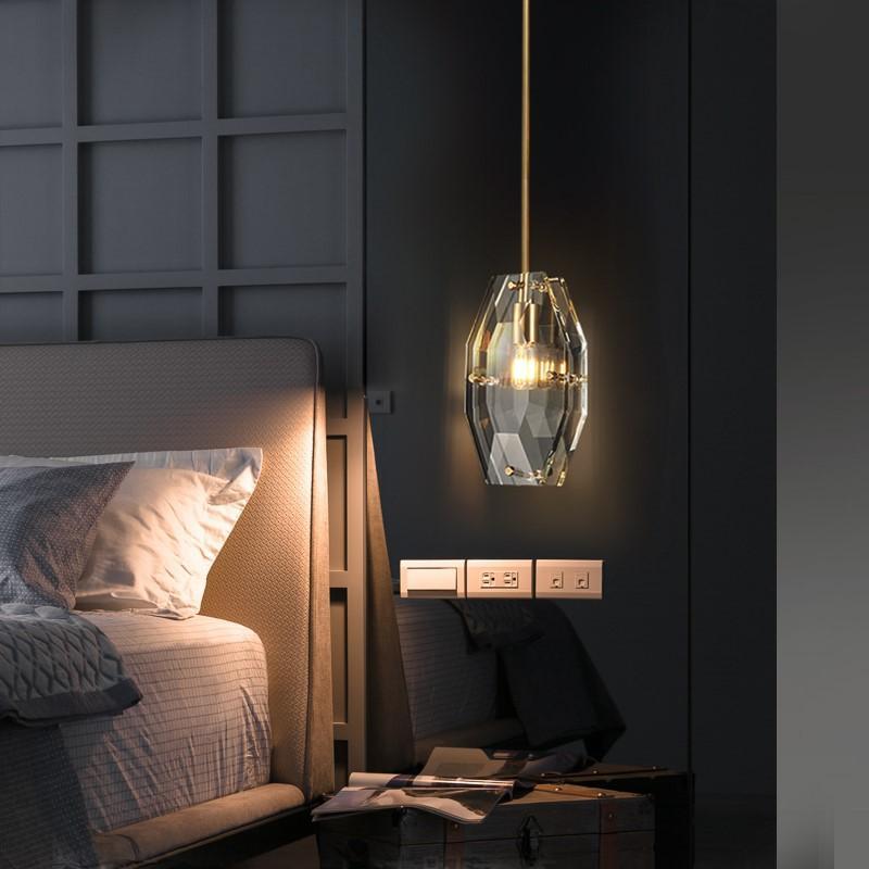 Luxurious Bedroom Light Designs