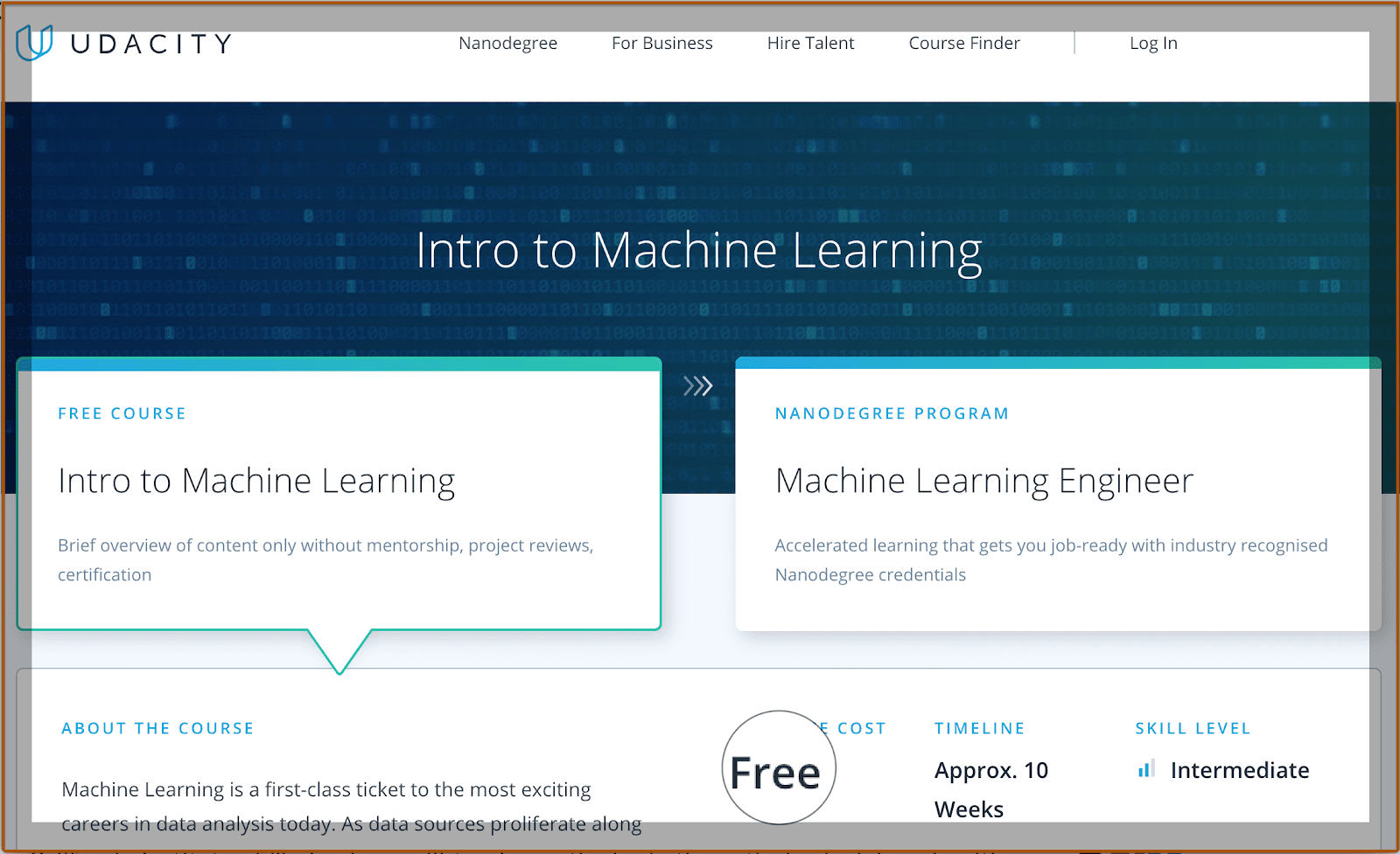 9 Free Machine Learning Courses from World-Class Educators - Datahod