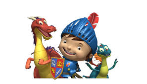 Image result for mike the knight dragon