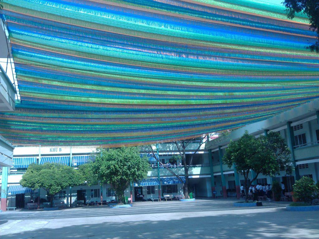 Kết quả hình ảnh cho bán lưới che nắng ngoà i trời
