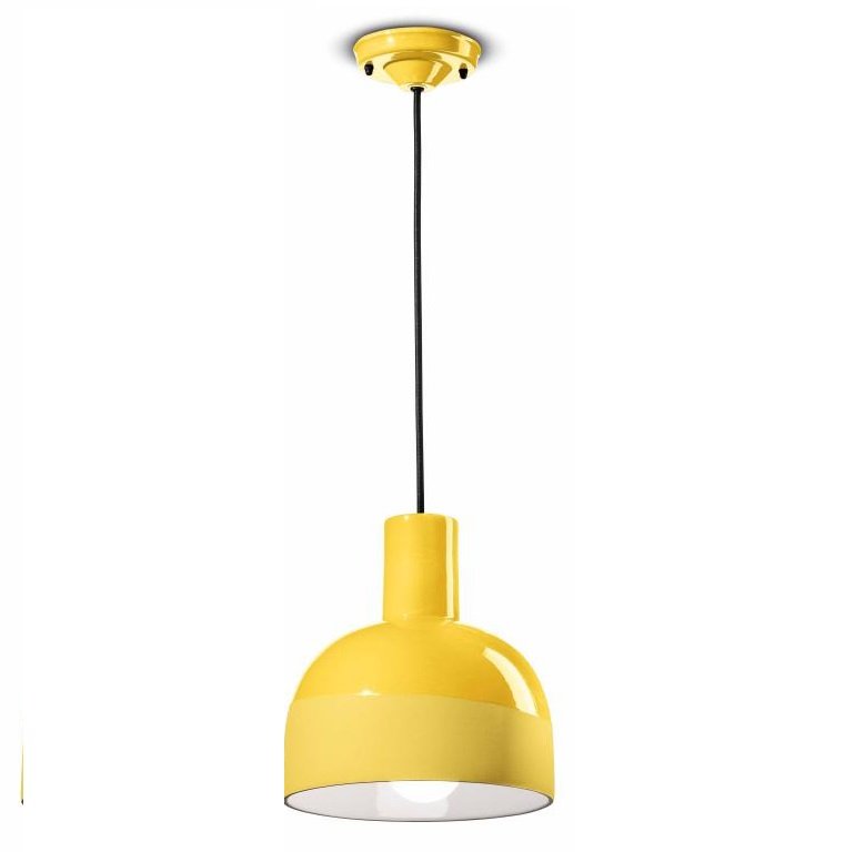 lampada a soffitto in stile contemporaneo
