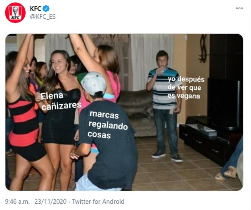 kfc elena cañizares