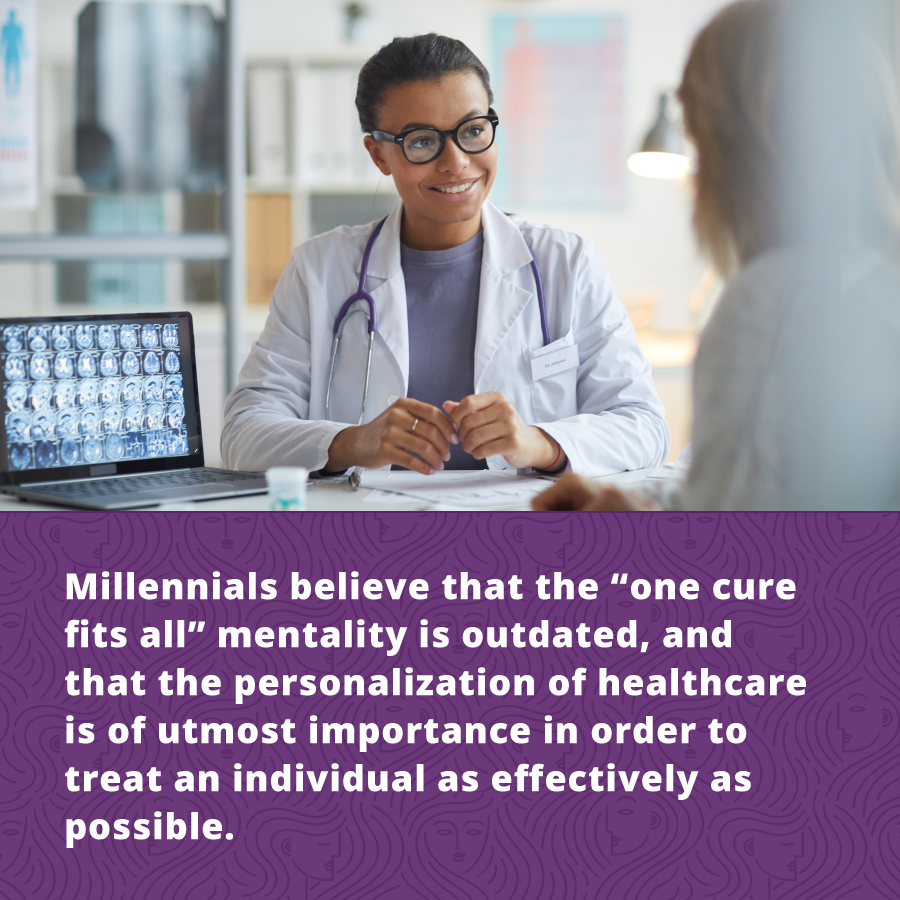 Smart, Savvy Speakers - Women's Health Events finds out What Millennial Women Want - personalized healthcare.