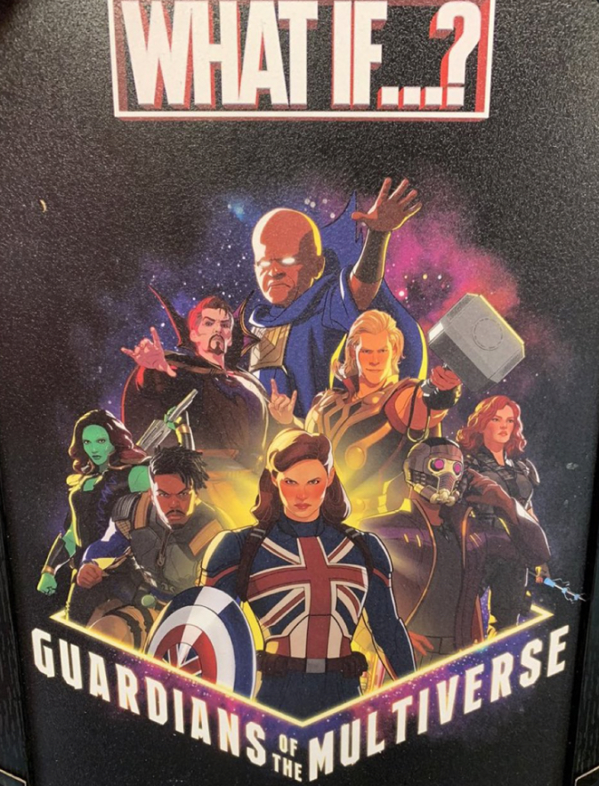 """Leaked Promo for What If...? """"Guardians of the Multiverse""""   Fandom"""