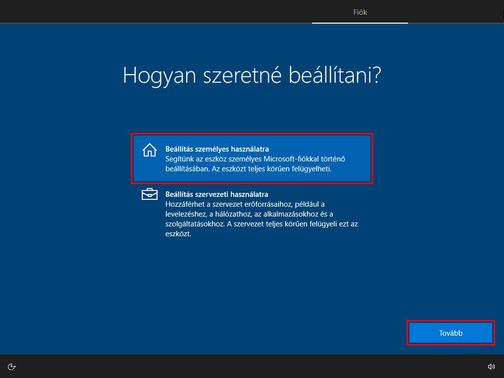 windows_telepites_szemelyes_hasznalat