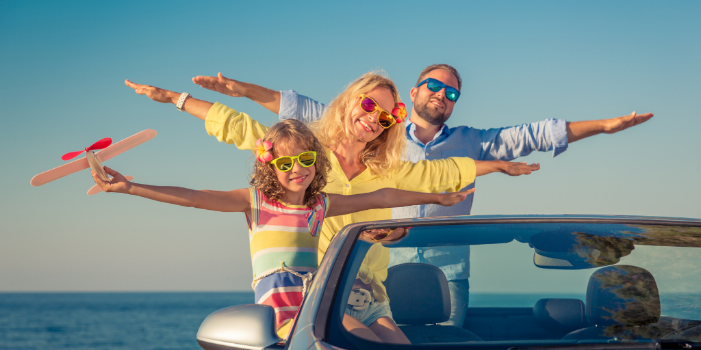 How often should you travel with your family
