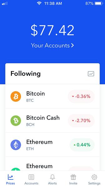 kaip konvertuoti bitcoin į bitcoin cash coinbase