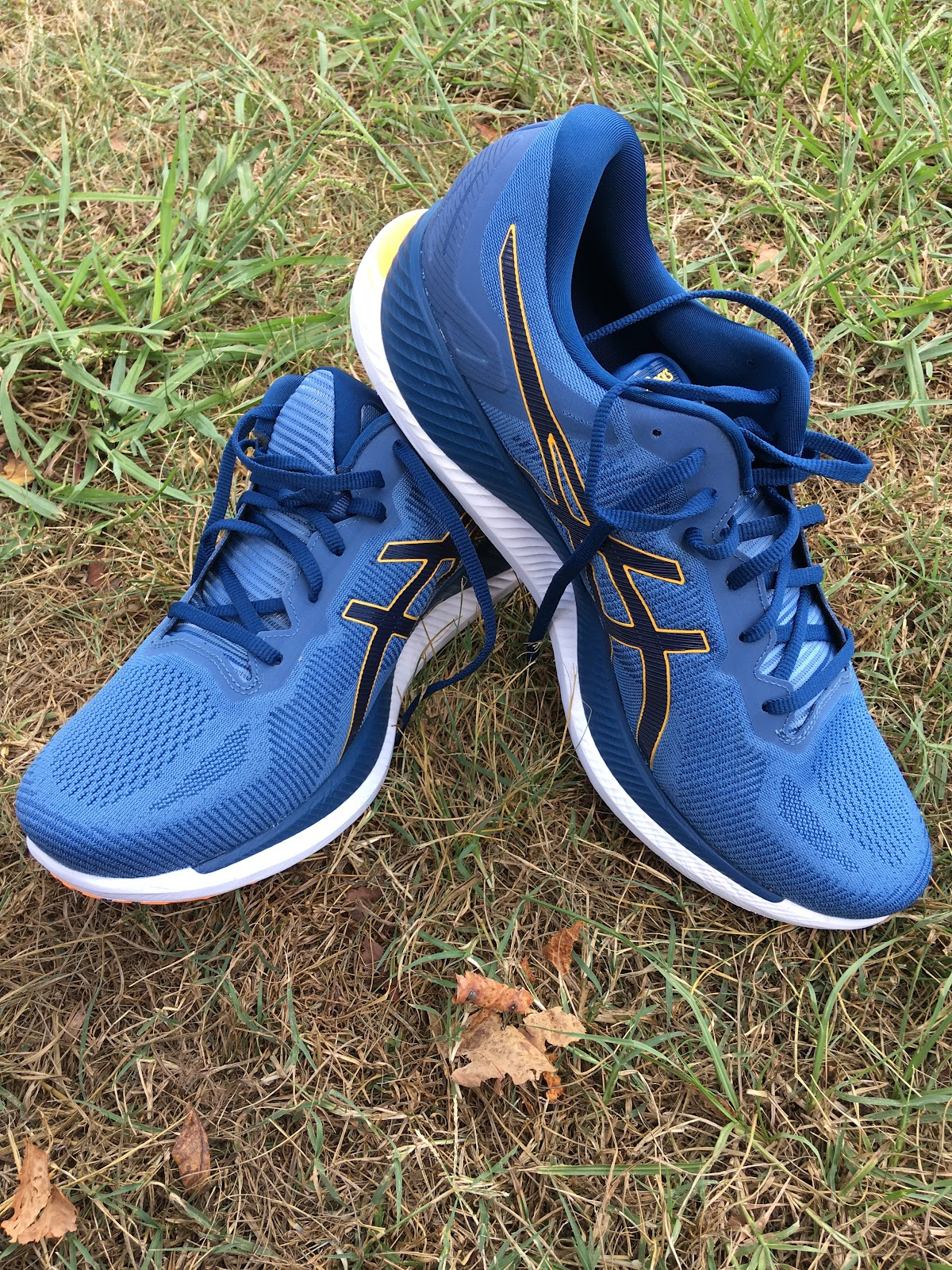 Becoming an Asics road tester – Jog around the Blog
