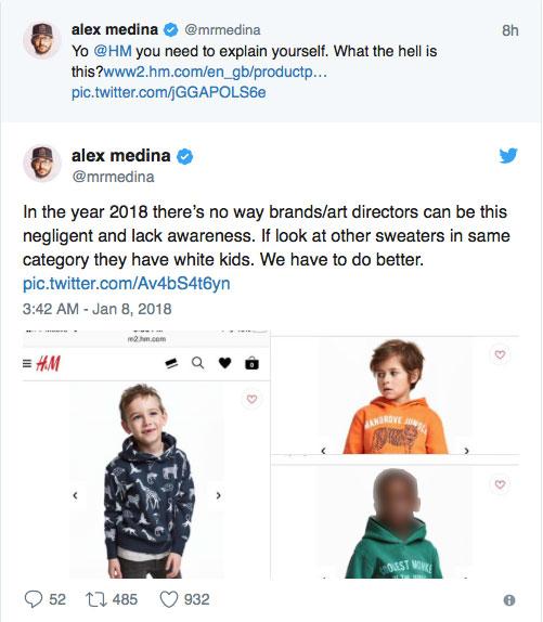 Rasism eller inte? H&M får skarp kritik för produktbild på