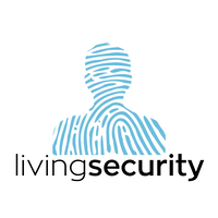 The Living Security logo