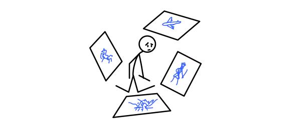 nghệ sĩ nên vẽ mọi thứ