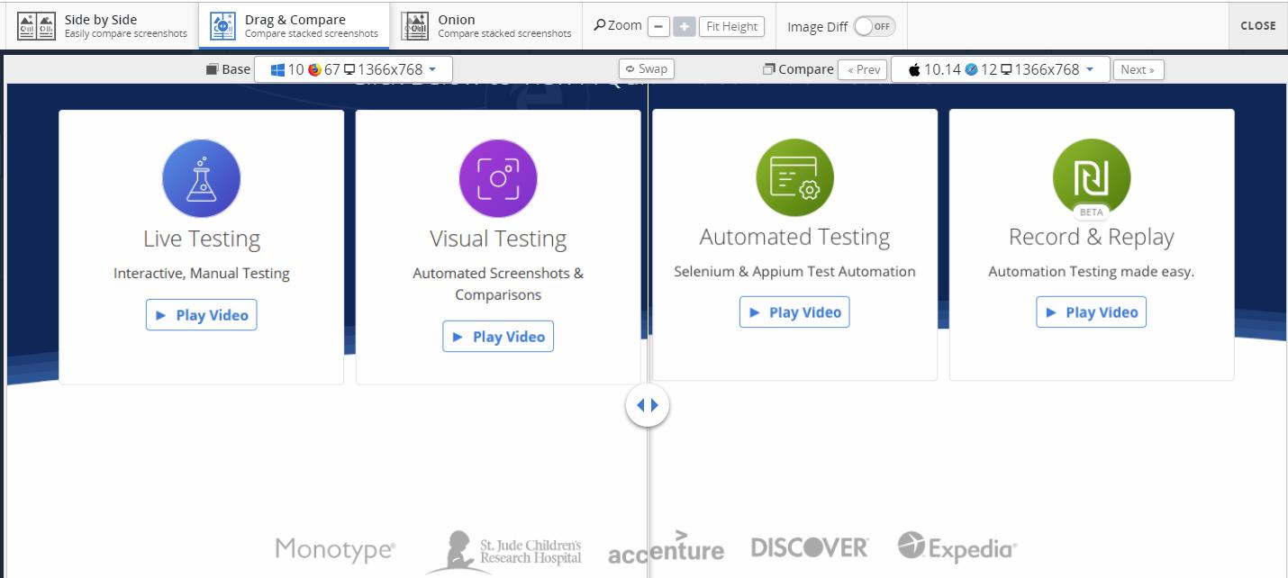 visual testing Archives | CrossBrowserTesting com