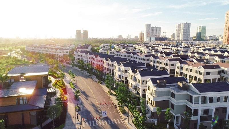 Dự án khu biệt thự Hồ Tây - khu vực đáng sống bậc nhất Hà Thành