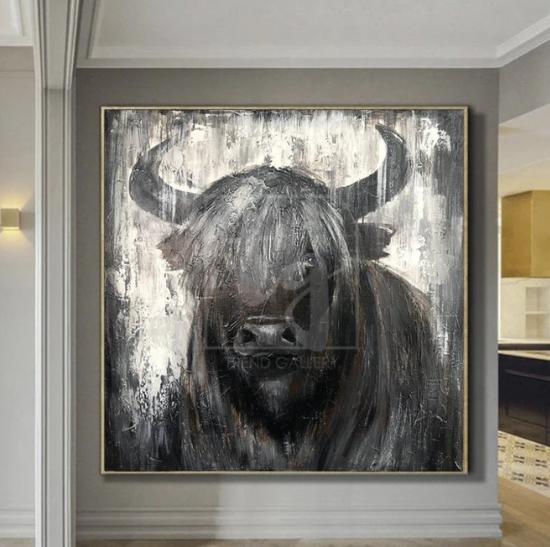 Animal Art Abstract