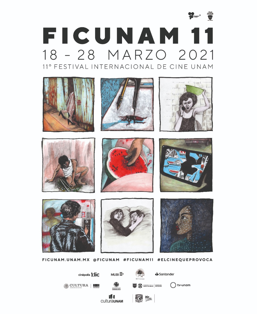 Festival Internacional de Cine de la Universidad Nacional Autónoma de México