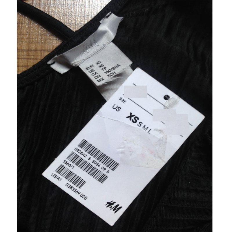 پیراهن زنانه اچ اند ام مدل ft8693
