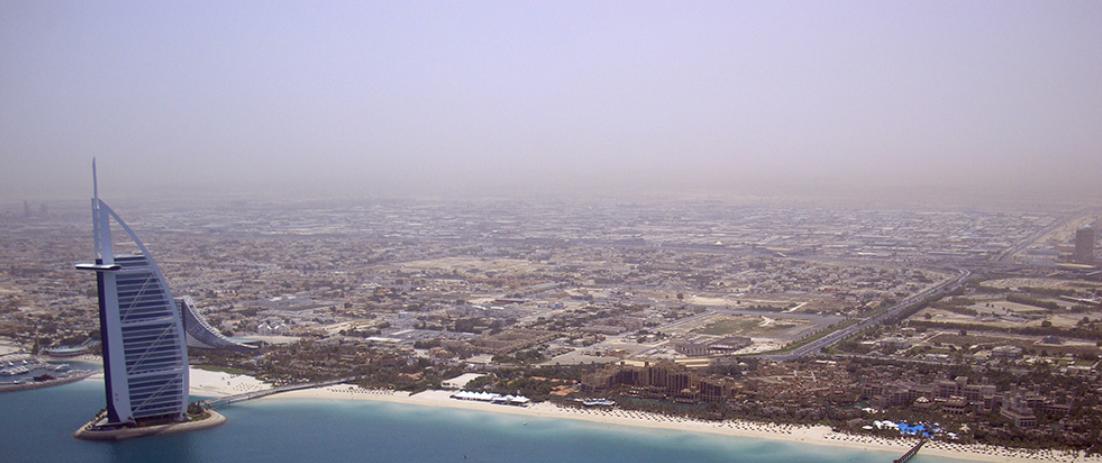 Вертолетная экскурсия Дубай