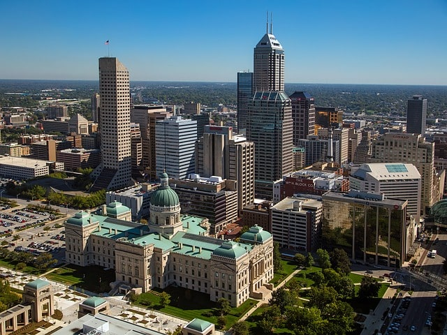 Indianapolis, IN Skyline
