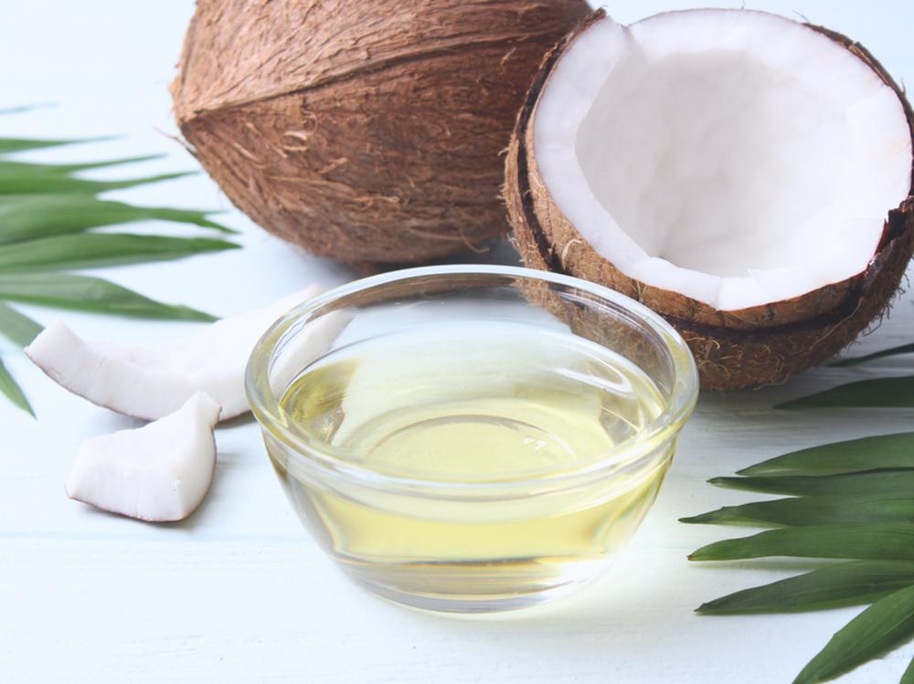 detox dầu dừa