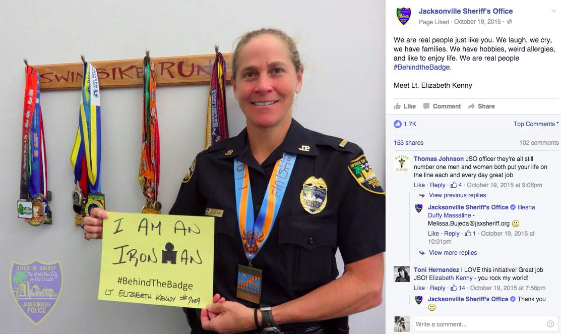 3 Ways the Jacksonville Sheriff Builds Bridges With Social Media