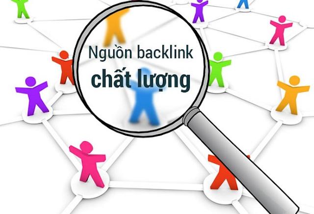 Lấy backlinks từ Các trang có PR cao