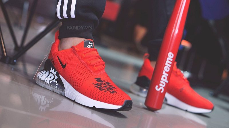 giay nike air max 270 red
