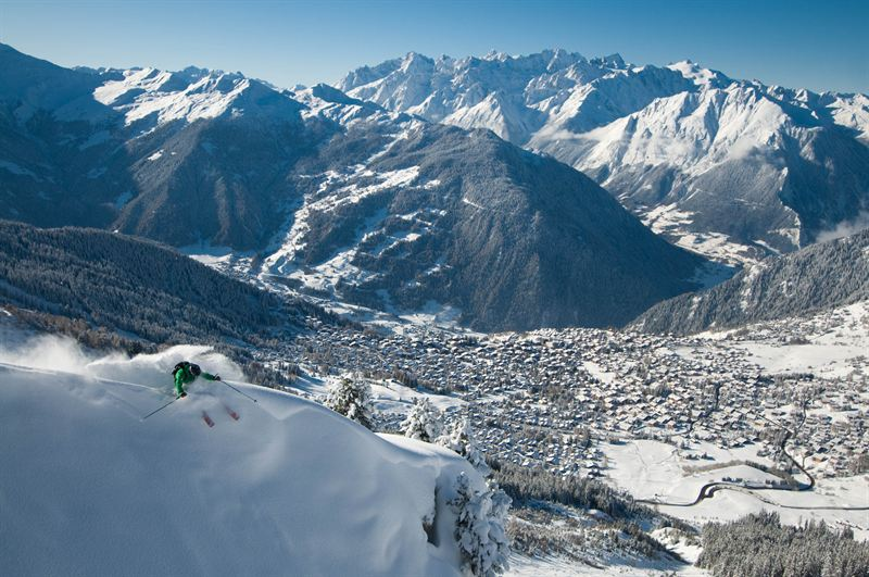 BEST ski vacation in Europe