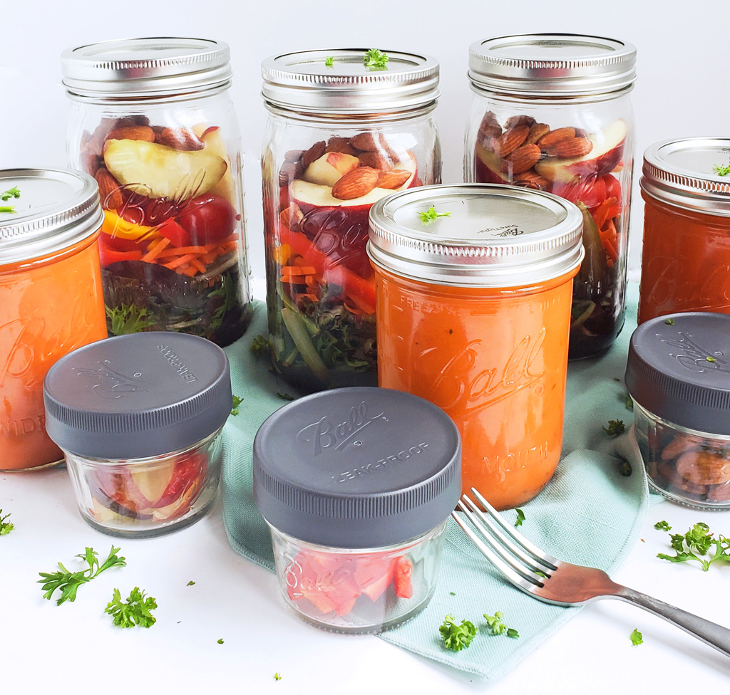 whole30 meal prep tips from a registered dietitian, Andrea Mathis