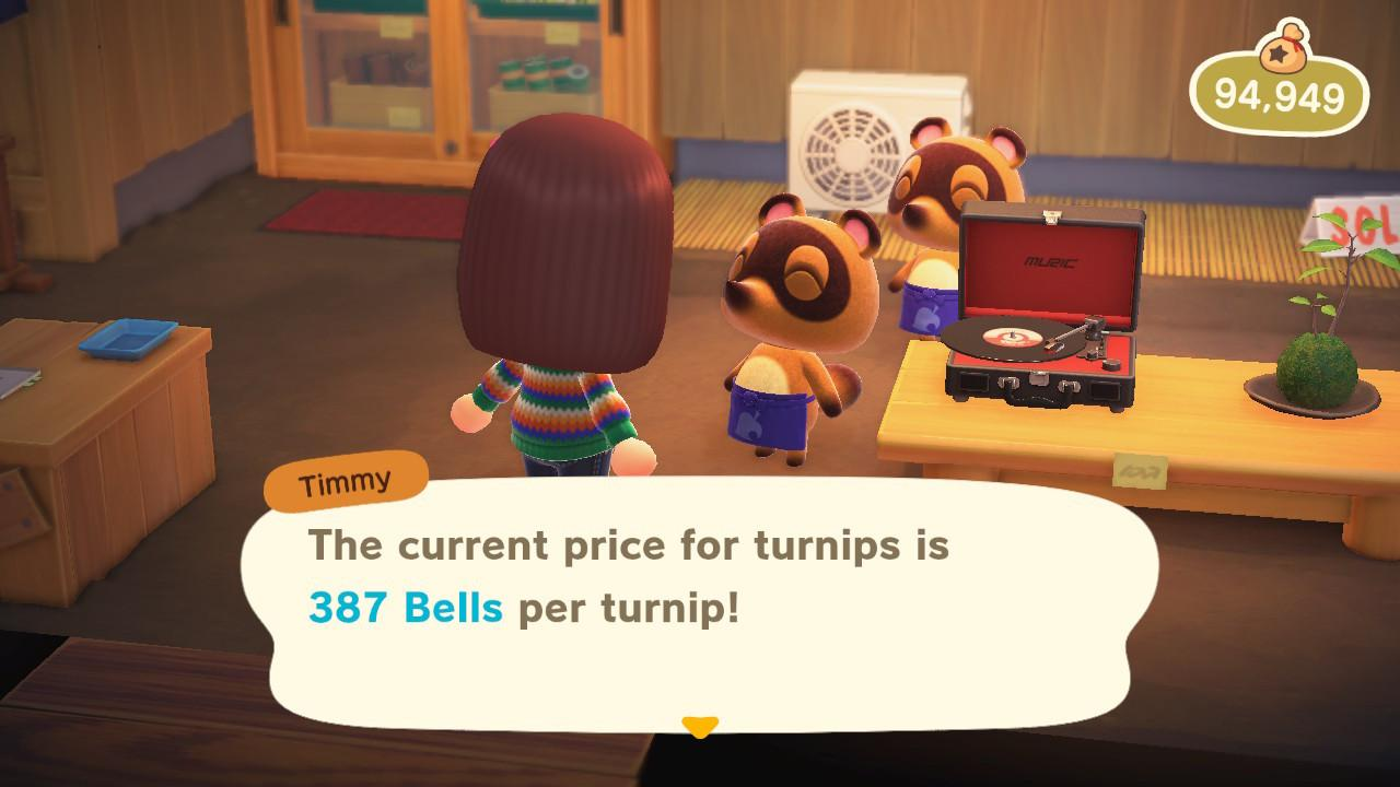 Animal Crossing Turnips Guide: Buy, Sell, And Store Turnips - Nairaland /  General - Nigeria