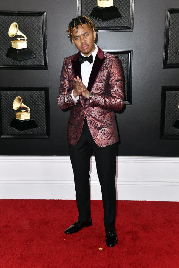 YBN Cordae - 62nd Annual Grammy - 2