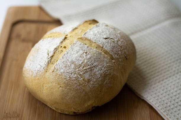 Bread that should have been cut deeper