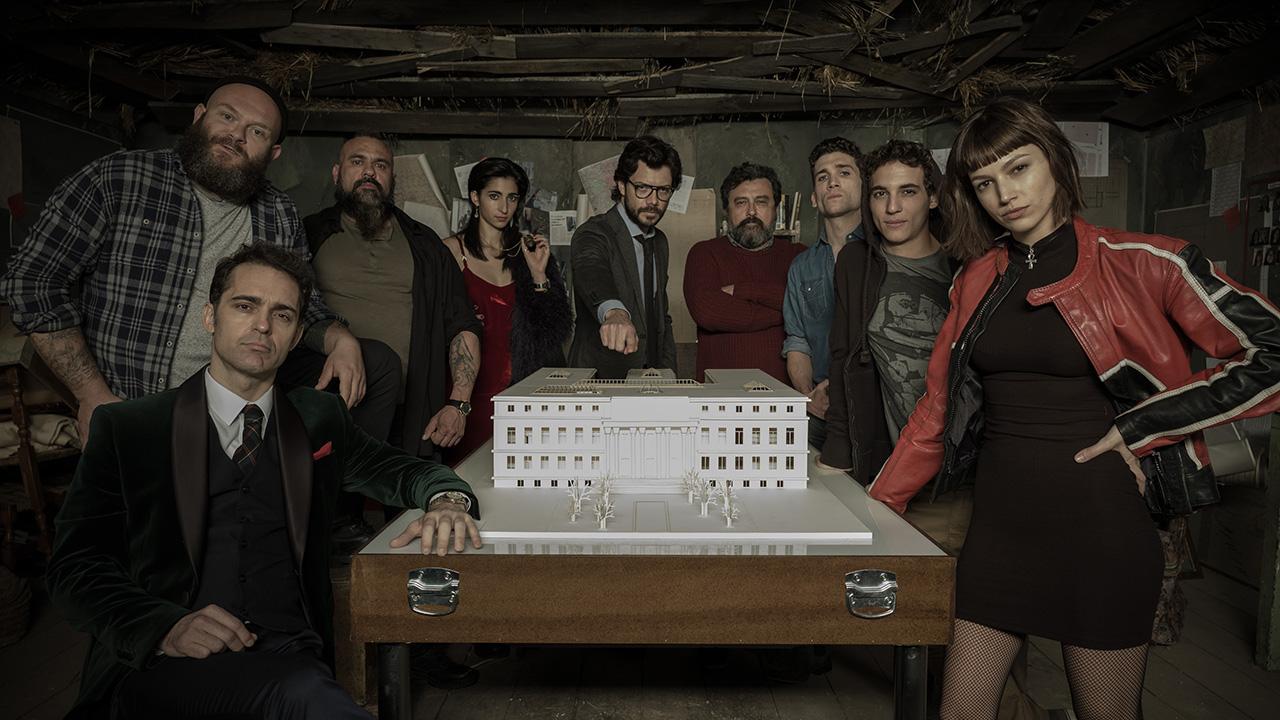Money Heist Season 1 Download Free Web Series   Season 2, 3, 4, 5 in 720p & 480p Quality   Watch Online 1