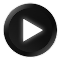 Poweramp Black and White Skin file APK for Gaming PC/PS3/PS4 Smart TV