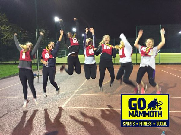 GoMammoth | GoSweat | Where to play Netball in Clapham?