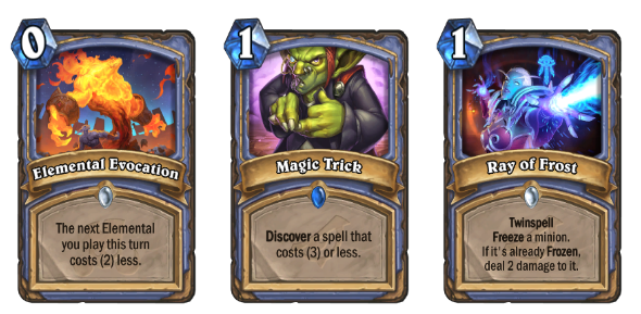 Quest Mage Mulligan